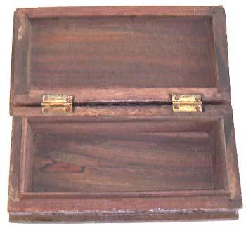 small wooden box design