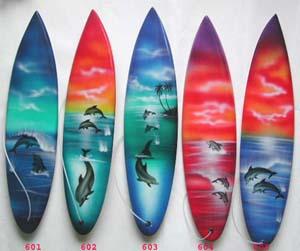 Mini surfboard mini surf board wholesale surfboard air for Surfboard craft for kids