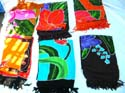 Quality rayon tropical art wear sarong